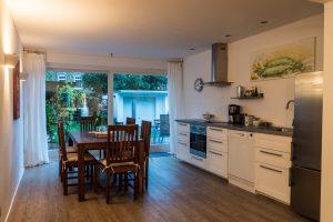 Küche 5 - Ferienwohnung - Pension Krämer