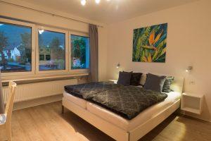 Schlafzimmer 2 - Ferienwohnung - Pension Krämer