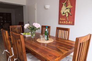 Küche 3 - Ferienwohnung - Pension Krämer