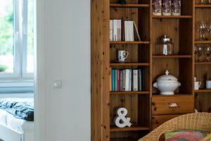 Wohnzimmer 3 - Ferienwohnung - Pension Krämer