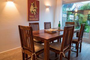 Küche 4 - Ferienwohnung - Pension Krämer