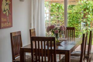 Küche 1 - Ferienwohnung - Pension Krämer