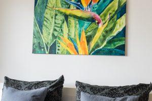 Schlafzimmer 3 - Ferienwohnung - Pension Krämer
